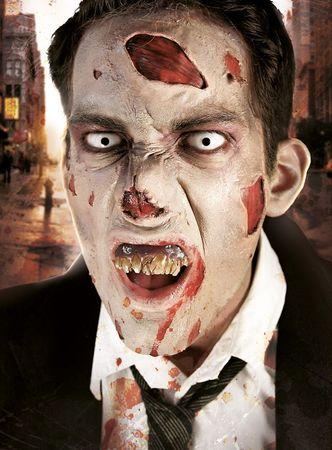 Latexteil Zombienase