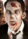 Latexteil Zombienase 001