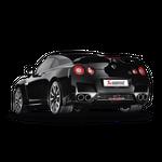 Akrapovic Slip-On Line Titan Nissan GT-R mit ECE Zulassung – Bild 3