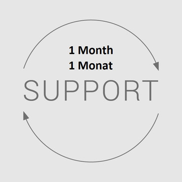 Support Package: 1 Monat