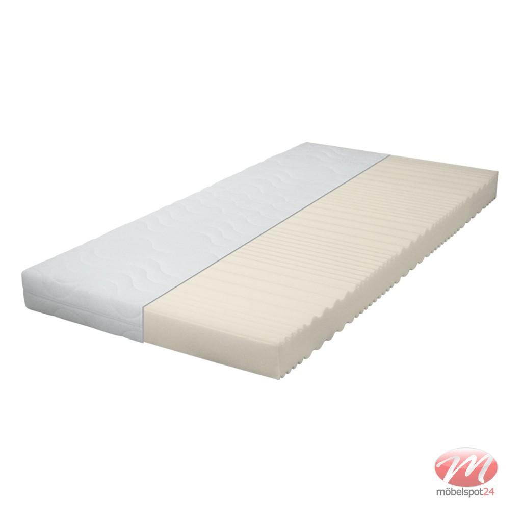 7 zonen kaltschaummatratze matratze intermed flex 160x200 cm h2 schlafen matratzen. Black Bedroom Furniture Sets. Home Design Ideas