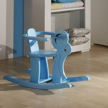 Kinder - Schaukelstuhl Elefant Stuhl