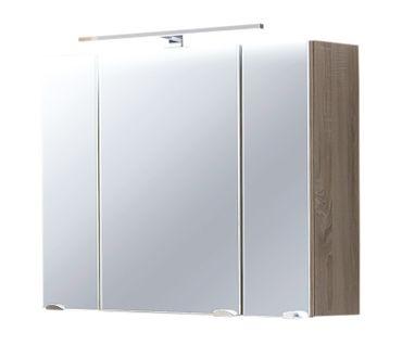 Spiegelschrank sonoma-eiche – Bild 1