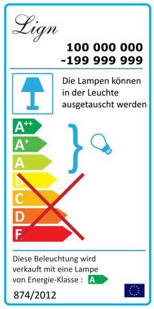 Spiegel inkl. Holz-Ablegeboden walnuss – Bild 3