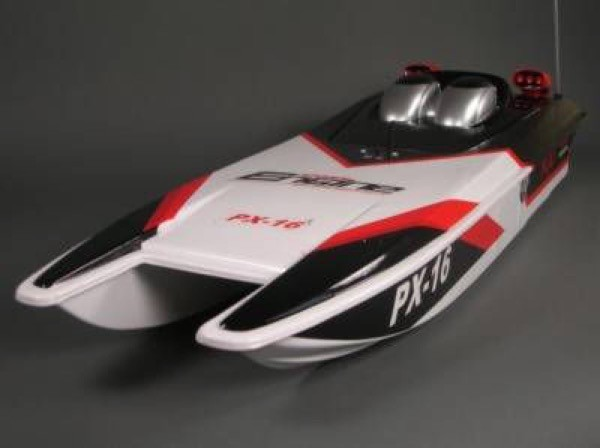"RC Boot ""Speedboot NQD Storm Engine PX-16"" 81cm"
