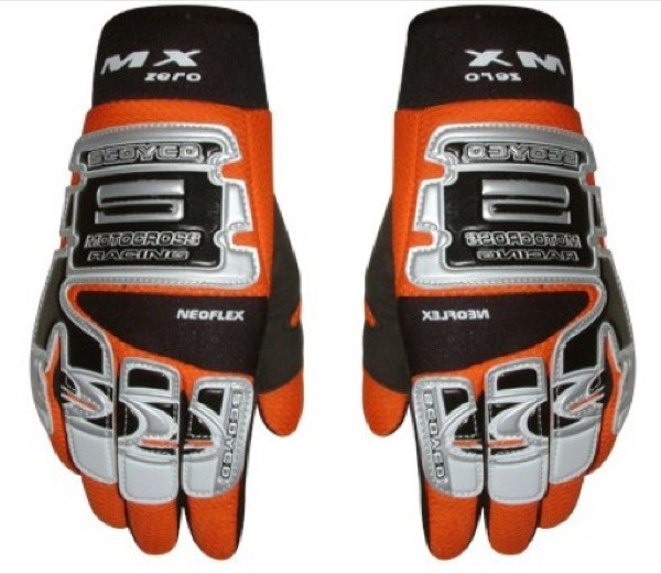 MX MTB BMX Downhill Handschuh MX01 Orange