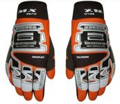 MX MTB BMX Downhill Handschuh MX01 Orange 001