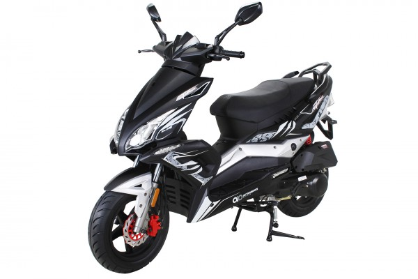 matador jj125qt 17 roller 125cc scooter euro 4. Black Bedroom Furniture Sets. Home Design Ideas
