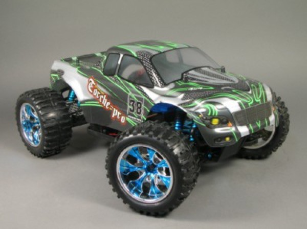 "RC Auto "" Torche Pro "" M 1:10 Brushless 2,4 GHz"