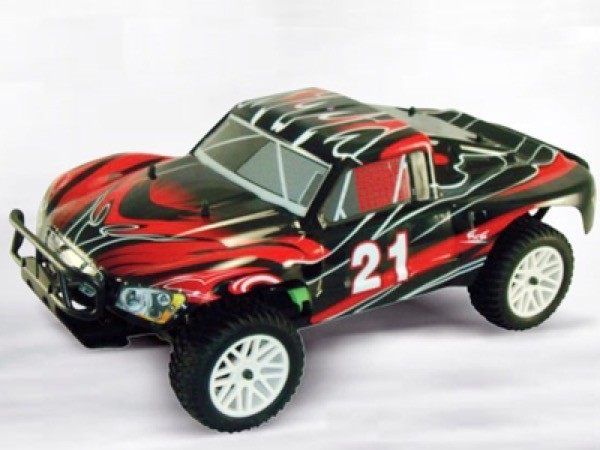 RC Auto Short Course Truck Brushless M 1:10 2,4 GHz