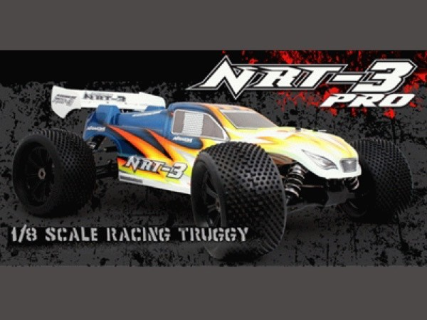 RC Racing Verbrenner Truggy NRT-3R Lightweight M 1:8