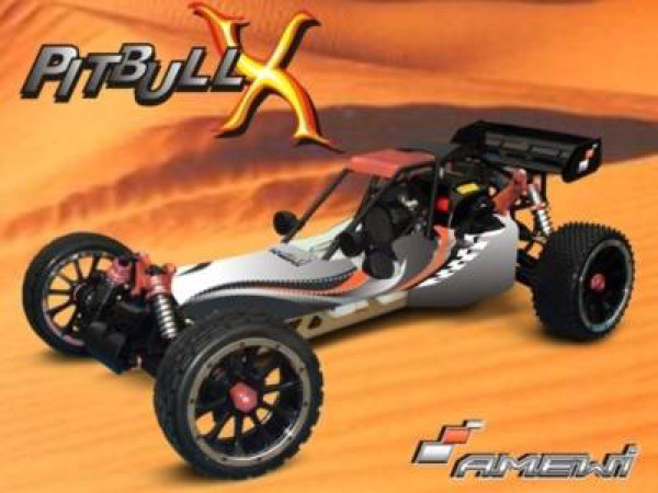 rc auto verbrenner buggy pitbull x 25ccm 2 4 ghz m 1 5. Black Bedroom Furniture Sets. Home Design Ideas