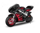 Nitro PS77 Pocket Bike Racing 49 ccm 001