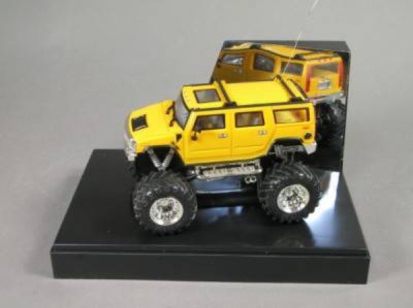 "RC Auto Monstertruck "" Mini Hummer "" 1:64"