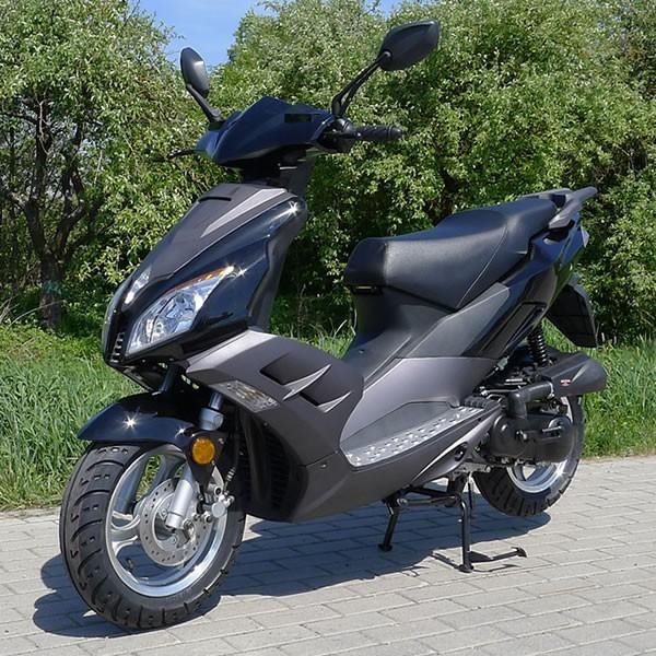 Znen Scooter ZN50QT-F22 45 Km/h – Bild 1