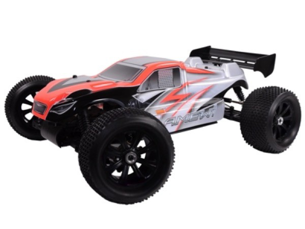 RC Truggy BD8T-EP M1:8 Brushless 2,4 GHz RTR