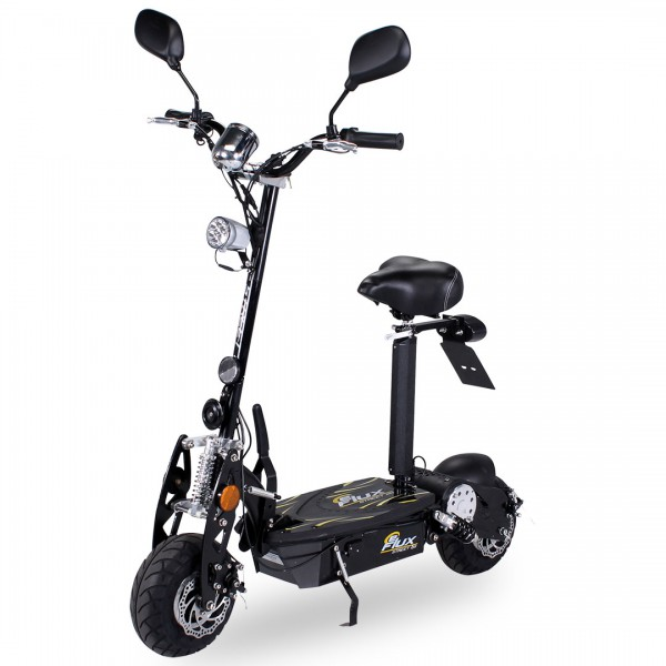 elektro roller scooter eflux street 20 km h mit. Black Bedroom Furniture Sets. Home Design Ideas