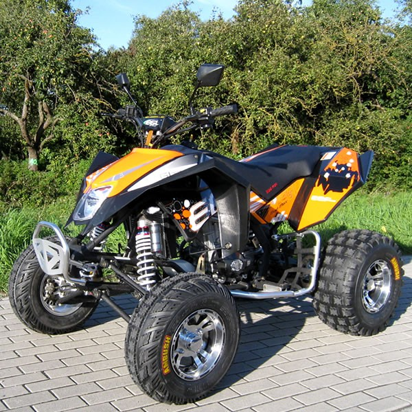 Mad Max 250 ccm QUAD - ENDURO Version mit Straßenzulassung