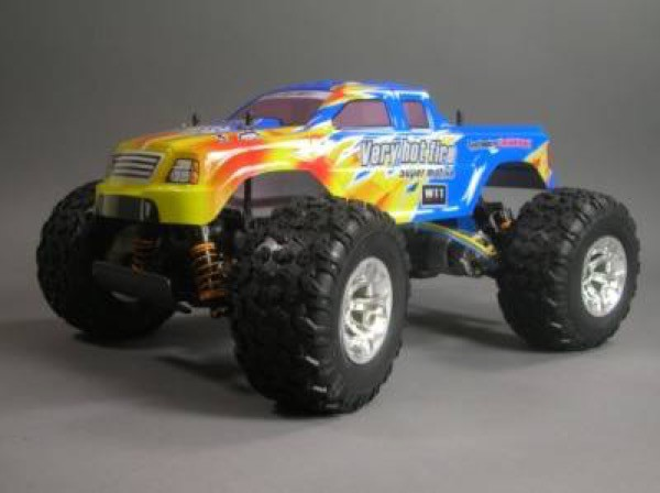 RC Auto Monstertruck Bonzer Modell 07 M 1:10