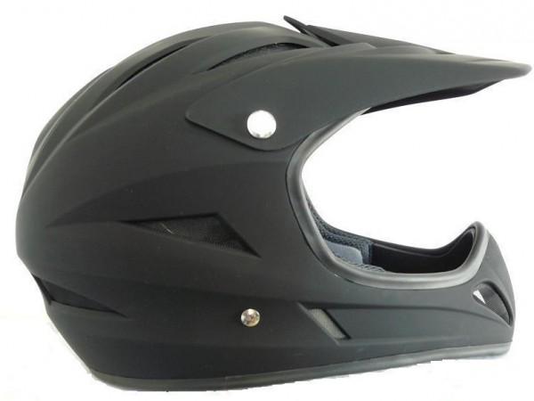 Downhill / BMX Helm Matt Schwarz