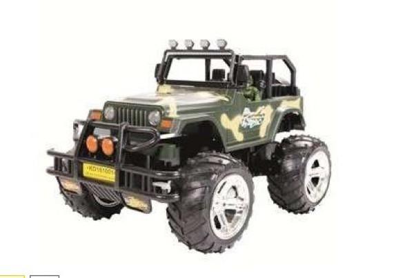 Geländewagen Ranger M 1:10