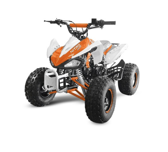 Quad 125cc Speedy Light QUAD ATV 3G8 3-Gang + RG – Bild 3