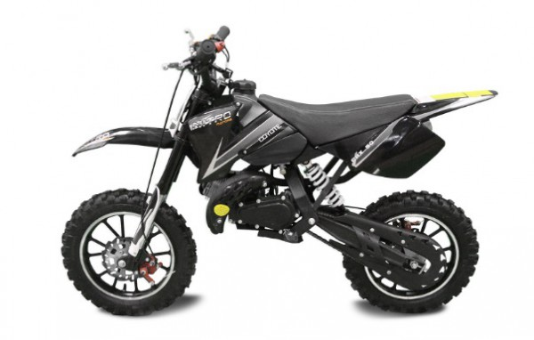 COYOTE MIDI DIRT CROSS BIKE 49 ccm 10 Zoll
