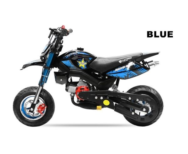 HOBBIT Dirt Bike Sport 49 ccm – Bild 1