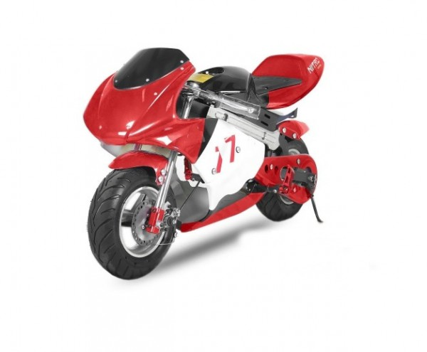 Elektro Pocketbike ECO 1000 Watt – Bild 2