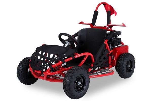 Kinder GoKart Buggy SQ80GK-2 80ccm – Bild 1