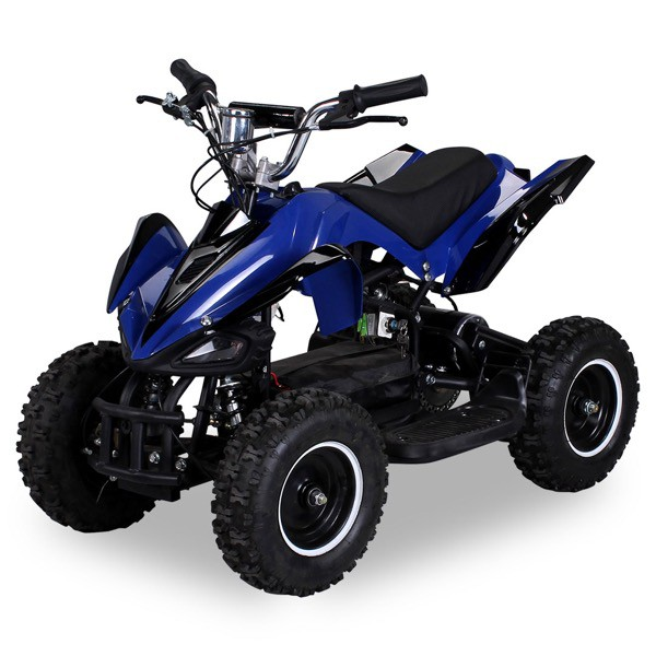 mini elektro kinder atv pocket quad racer 800 watt ebay. Black Bedroom Furniture Sets. Home Design Ideas