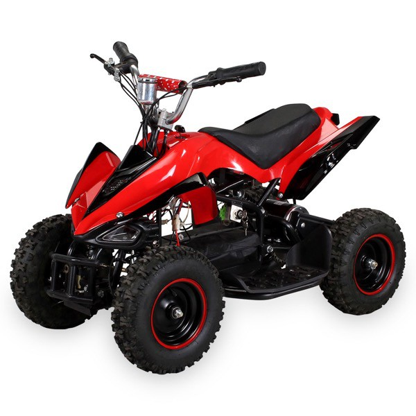 Mini Elektro Kinder ATV Pocket Quad Racer 800 Watt – Bild 6