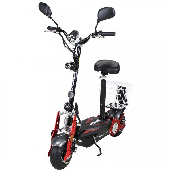 elektro roller scooter eflux street 40 km h mit. Black Bedroom Furniture Sets. Home Design Ideas