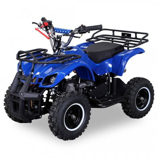 Kinder Miniquad Torino 49 ccm E-Start ATV 2-takt