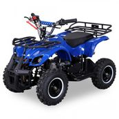 Kinder Miniquad Torino 49 ccm E-Start ATV 2-takt 001