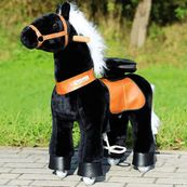 MyPony Ponycycle Black Beauty Pferd auf Rädern Medium 4-10 Jahre 001