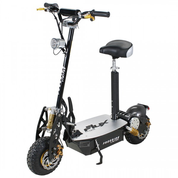 e scooter eflux freeride 1000 watt 48 v mit licht und. Black Bedroom Furniture Sets. Home Design Ideas