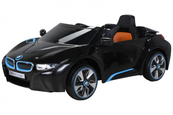 Elektroauto BMW I8 LIZENZIERT 2 x 45 Watt Motor , 2 x 6V/7AH Batterie – Bild 4