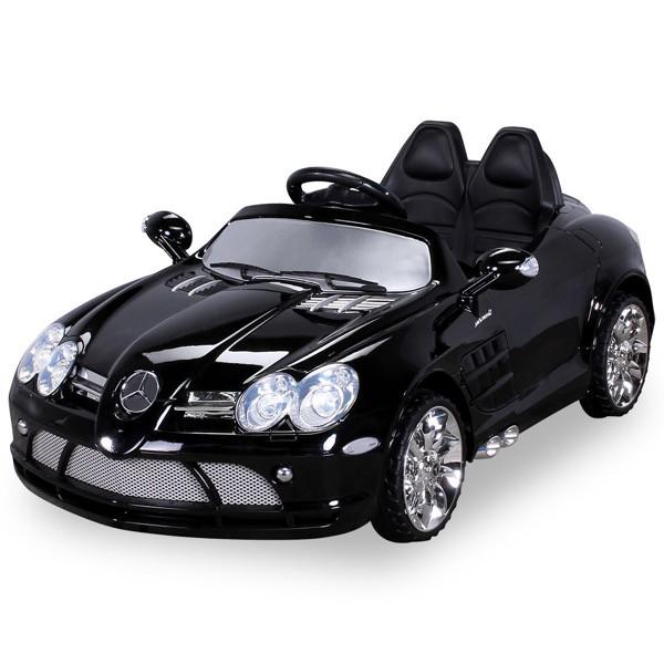 Kinder Elektroauto Mercedes Benz SLR McLaren 522 mit 2 x 35 Watt Motor