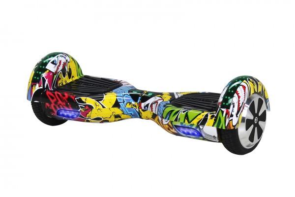 E-Balance Board ROBWAY - W1 Elektroboard Hoverboard – Bild 10