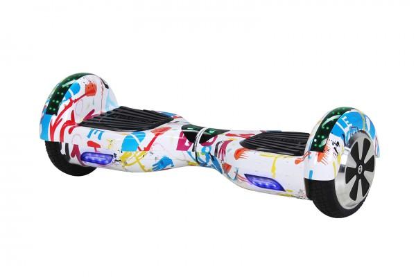 E-Balance Board ROBWAY - W1 Elektroboard Hoverboard – Bild 12
