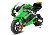 Pocketbike 49ccm PS50 Rocket Sport Tuning Kupplung 15mm Vergaser