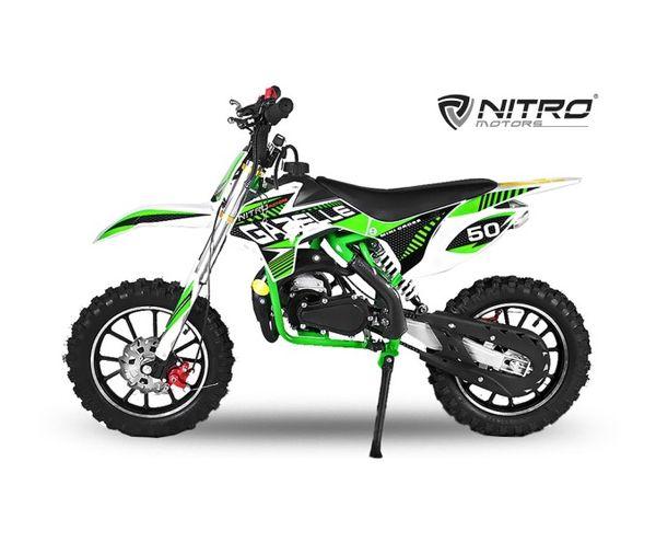 Dirtbike Gazelle 49 ccm Nitro Sport Tuning Kupplung 15mm Vergaser | Minibike | Racing – Bild 4