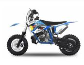 "Dirtbike 49 ccm Nitro NRG 50 10""/10"" New Design"