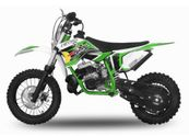 "Dirtbike 49 ccm Nitro NRG 50 12""/10"" New Design 2017"