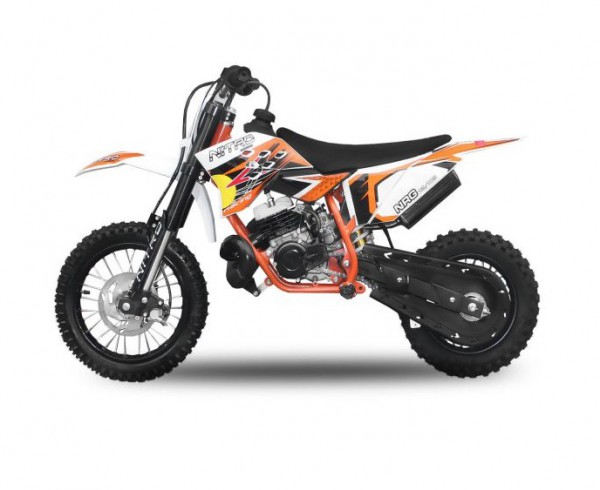 "Dirtbike NRG 50 12""/10"" RS New Design  – Bild 1"