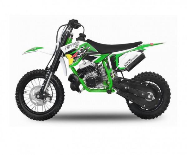 "Dirtbike NRG 50 12""/10"" RS New Design  – Bild 2"