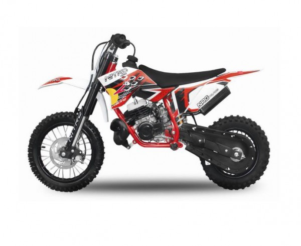 "Dirtbike NRG 50 12""/10"" RS New Design  – Bild 4"