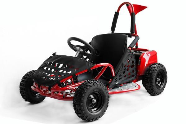 Gokid Buggy 1000 Watt Go-Kart automatic – Bild 1