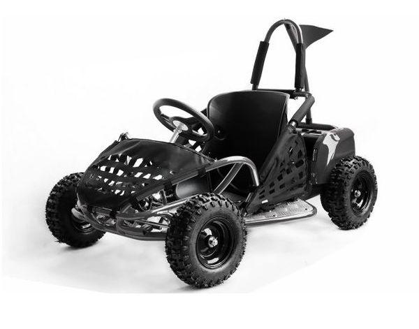 Gokid Buggy 1000 Watt Go-Kart automatic – Bild 2
